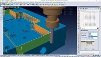 visi machining cam cad programme